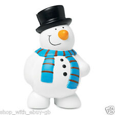 Snowman Anti Stress Reliever Stressball ADHD Autism Mood Squeeze Toy Christmas