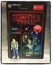 "Custom vintage Stranger Things Mike Wheeler 3.75"" Action Figure 11 Horror"