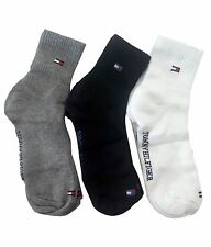 Tommy Hilfiger 6 pairs socks( 2 pair each color) towel ankle length socks