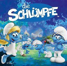 DIE SCHLÜMPFE - DAS VERSCHLUMPFTE ALBUM   CD NEU