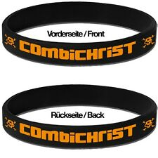 Combichrist  Rubber Wrist Band  [NEW]
