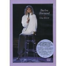 BARBRA STREISAND - ONE VOICE DVD POP NEU