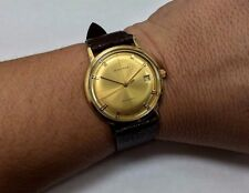Vintage 1960's JUVENIA Automatic Men's Watch