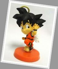 PLEX Dragonball Z DBZ anime Heroes Mini BIg Head Figure Secret angel Gokou Goku