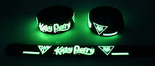 Katy Perry NEW! Glow in the Dark Rubber Bracelet Wristband Roar gg223