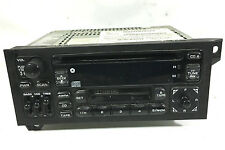 Dodge Chrysler Jeep CD cassette player 1984-2002 w/ steering wheel controls