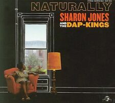 Naturally by Sharon Jones (Dap-Kings)/Sharon Jones & the Dap-Kings...