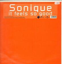 SONIQUE - It Feels So Good - Nitelite The Club