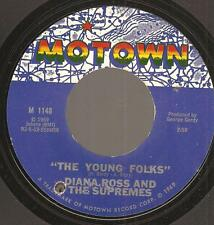 DIANA ROSS THE SUPREMES No Matter What Sign You Are~orig Motown 45 northern soul