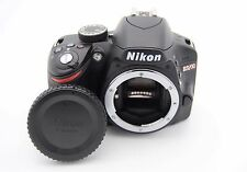 NIKON D3200 24.2MP 3''Screen DSLR Camera - SHUTTER COUNT 30