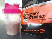 Go Nutrition Referral Voucher Code Discount GoNutrition Whey My Protein FREE