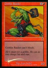 Goblin Raider foil | ex | 7th | Magic mtg