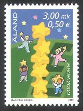 Aland 2000 Europa/Building Europe/Stars/Animation 1v (n39652)