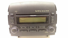 Original 2006-2008 Hyundai Sonata Satellite Radio Reciver CD MP3   96190-0A650FZ