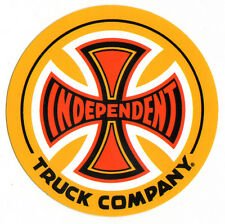 Independent Trucks Skateboard Sticker skate snow surf board bmx guitar van ipad