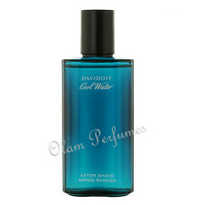 Davidoff Cool Water After Shave 2.5oz 75ml * New * Bonus Fragrance Sample *