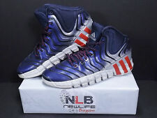 Adidas Adipure Crazyquick 2 [G98405] Navy/Red/White Men's Size 8