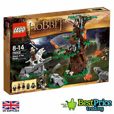 Lego The Hobbit 79002 Attack Of The Wargs - BRAND NEW & SEALED *Retired *Rare