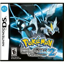 Pokemon black version 2 jeu DS neuf