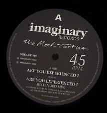 """The Mock Turtles(12"""" Vinyl)Are You Experienced-Imaginary-MIRAGE 19-UK-1-VG/VG"""