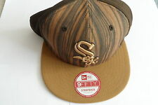 CHICAGO WHITE SOX BROWN MLB 9FIFTY NEW ERA CAP  BRAND NEW MENS MEDIUM/LARGE