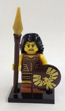 Genuine Lego 71001 Series 10 Minifigure no. 4 Warrior Woman