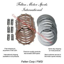 Suzuki RM250 Clutch Kit Set Pack Discs Disks Plates Springs RM 250 HD 97-00