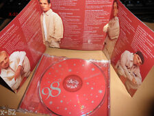98 DEGREES holiday CD This Christmas x-mas Nick Lachey DRUMMER BOY this gift