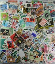 Stamps Worldwide 750+ Lot, Older, Modern, Lots of Variety, Over 1,000 Sold