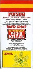 Weed Killer Jo-Jo Onehunga Buffalo & Kikuyu Safe 200mL David Grays Lawn Turf