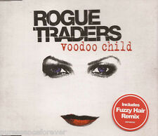 ROGUE TRADERS - Voodoo Child (UK 2 Track CD Single)