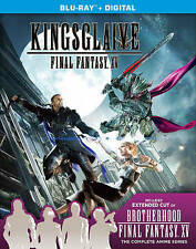 Kingsglaive: Final Fantasy XV (Blu-ray Disc, 2016, SteelBook)