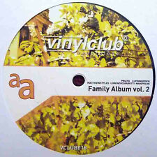 Various ‎– Family Album Vol 2 LP (Vinylclub, 2012) *Pikaya, Luc Ringeisen House