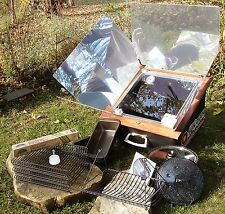 All American Sun Oven & Dehydrating & Preparedness Package Portable Solar Oven