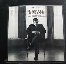 Glenn Gould, Bach - The Six Partitas, 2&3 Part Inventions 3 LP Mint- D3S 754 1st
