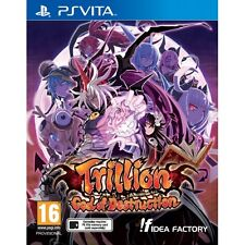 Trillion God of Destruction PS Vita Game Brand New