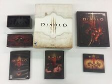 Diablo 3 III Collectors box with usb Soulstone Skull Art And More
