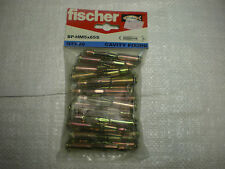 20 X Fischer Metal Cavity Fixings BP-HM5x65S