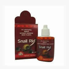 SNAIL RID - aquarium snail rid infestation - Kill snail of tank - Pest control
