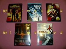 5 DVD's _Gnaw & Timber Falls & Shadow Hours & Devil's Playground & Staunton Hill