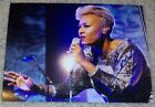 EMELI SANDE SIGNED AUTOGRAPH 8x10 PHOTO F w/PROOF OUR VERSION OF EVENTS