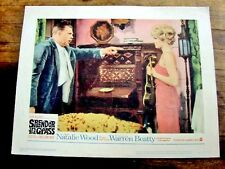 SPLENDOR IN THE GRASS Original Lobby Card PAT HINGLE BARBARA LODEN NATALIE WOOD