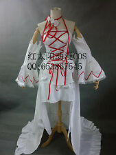 Pandora Hearts Will of the Abyss Alice White Dress Cosplay Costume