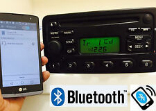 2000 2001 2002 FORD FOCUS STEREO OEM AM FM RADIO STEREO CD BLUETOOTH PLAYER