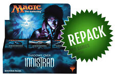 Shadows over Innistrad SOI Booster Box Repack! Magic! 36 Opened MTG Packs in Box