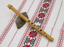 SOPILKA Ukrainian Chromatic wooden Prima Soprano in C, concert recorder + bag