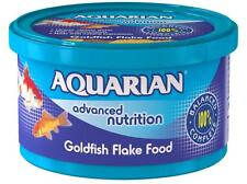 Goldfish Food 25g Flake Aquarian Advanced Nutrition High in Vitamin C & E