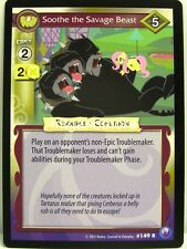 My Little Pony - #149R Soothe the Savage Beast - Canterlot Nights