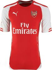 Maillot domicile Arsenal 2014-2015 Taille:XXL Neuf/new