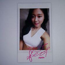AOA seolhyun polaroid printed signed paper polaroid photocard cd album poster 4